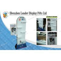 Buy cheap Double Sides Cardboard Display Stands With Glossy Lamination For Shoes from wholesalers