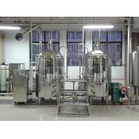 300L automated stainless steel beer brewing systems for sale for small business