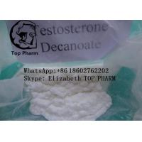 Buy cheap CAS 5721-91-5 Muscle Building Powder Testosterone Decanoate 4-Androsten-17beta-Ol-3-One Decanoate from wholesalers
