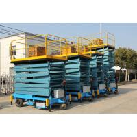 Buy cheap Mobile Elevating Work Platforms Aerial Working Platform Safety Device from wholesalers