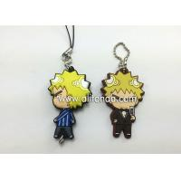 Wholesale Phone accessories pendant custom phone decoration pendants supply with cartoon figures anime figure shape from china suppliers