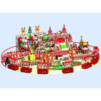 Buy cheap Merry Christmas Theme Children Indoor Playground Equipment Colorful Fun Play Set from wholesalers