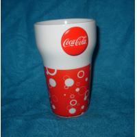 Buy cheap Ceramic Coca Cola Promotional Mug from wholesalers