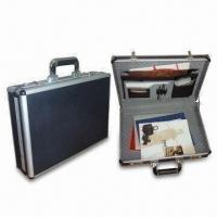 Wholesale Aluminum Attache Case, Measures 17.5 x 12.5 x 4cm from china suppliers