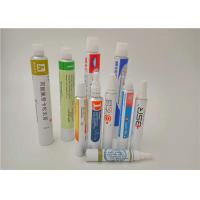 Wholesale Colorful Packaging Aluminum Collapsible Tubes for Hand Cream / BB Cream / Toothpaste from china suppliers