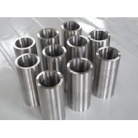 Buy cheap Gr5 Titanium tube Hollow titanium bars from wholesalers