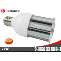 Samsung SMD Solar Led Corn Light Bulb 30 Watt With 6063 Aluminum / PC Material , 120LM/W Manufactures