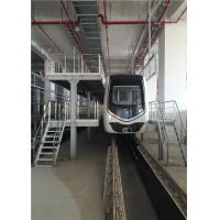 Buy cheap High Strength Good Quality Steel Structure Subway Platform And Fencing from wholesalers