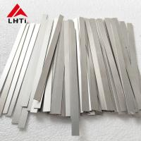 Buy cheap Thick 1.5mm 2mm 3mm Gr5 Gr9 Material Titanium Sheet Ti Straight Plate Astm B265 from wholesalers
