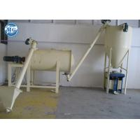 Buy cheap High Efficiency Dry Mortar Machine Tile Adhesive Mix And Packing Stable Performance from wholesalers