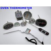 Buy cheap Electrical Temperature Sensing Type Oven Temp Thermometer Convenient Cleaning / from wholesalers