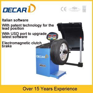 China Italian software WB220 auto wheel balancer on sale
