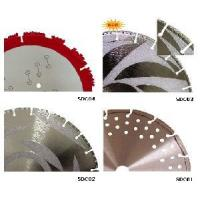 Buy cheap Diamond Rescue Blade / Ductile Iron Blade from wholesalers