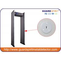 Sound Alarm Door Frame Metal Detector To Check Gun Knife Etc For Security