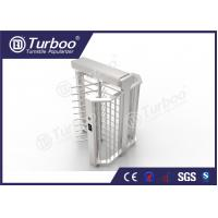 Buy cheap Durable Prison Full Height Turnstile Access Control System With Multi Mode from wholesalers
