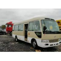 Buy cheap 2015/2016 New arrival used car Japan brand used Toyota Coaster mini bus with deisel engine cheap price for sale from wholesalers