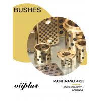 Buy cheap Extra Large Size Bronze Graphite Plugged Bushings flange dimensions | Bushings & Bearings | Sleeve, Flange, Thrust from wholesalers