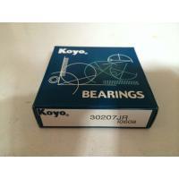 Buy cheap Hyundai HD65 taper bearing 30207 exterior wheel bearing 30207JR KOYO product