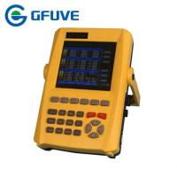 Buy cheap SMALL SIZE 2-63ST HANDHELD THREE PHASE POWER HARMONICS ANALYZER WITH 1000A CLAMP ON CT from wholesalers