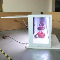 Buy cheap Dynamic Image Transparent LCD Screen For Corporations And Schools from wholesalers