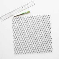 Buy cheap Anode Anodizing Metal Mesh Ceiling Tiles Various Size More Efficient Heating And Cooling from wholesalers