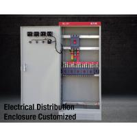 Buy cheap XL21 Motor Control Cabinet Power Electrical Enclosure Sheet Steel For Switch Panel IEC 60439 from wholesalers