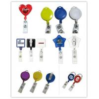 Buy cheap Promotion Retractable Badge Holder, ID Card Holder from wholesalers