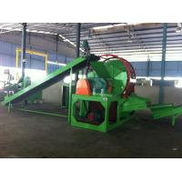 Wholesale Shredder Tires Recycling Machines / Waste Tire Recycling Industry from china suppliers