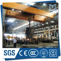 Buy cheap High quality foundry double beam bridge crane 75/20t crane with hook from wholesalers