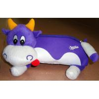 China Stuffed Designer Funny Cartoon Cow Custom Plush Toy Animals for Kids on sale