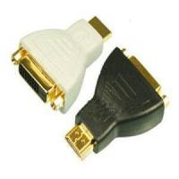 Buy cheap HDMI 19p DVI to HDMI Adapter from wholesalers