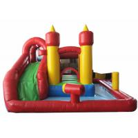 Buy cheap Cheap inflatable mini combo with pool inflatable simple combo pool game for kids under 6 years from wholesalers
