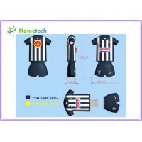 Buy cheap Pantone Customized rayados Polo shirt  USB Flash Drive High Speed 2.0 interface Read Speed from wholesalers
