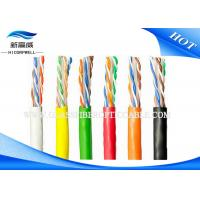 Buy cheap Indoor Outdoor Ethernet LAN Cable Network UTP Cat5e Cat6 Cat6a Cat7 HDPE from wholesalers