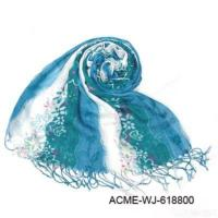 China Georgette Scarves on sale