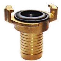 Buy cheap Durability Air Hose Brass Geka Couplings For Pull Handle And Spout from wholesalers