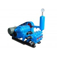 Buy cheap BW250 Oil Drilling Mud Pump Diesel Mud Pump High Pressure For Water Well Drilling Rig from wholesalers