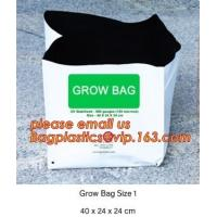 Buy cheap cultivating bags, 100% biodegradable various Wholesale Poly Black Square Garden Plastic Baby Flower Plant Nursery Poly B from wholesalers