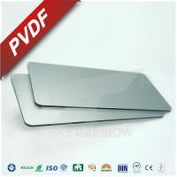 Buy cheap High Rigidity Aluminium Composite Metal Panel With PE PVDF Coating For Construction from wholesalers