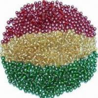 Wholesale Glass Seed Beads, Used for Arts and Crafts, Available in Various Colors from china suppliers