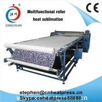 Buy cheap Fabric Rotary Printing Machine / Roller Heat Press Machine / Roller Style Heat Transfer Machine from wholesalers