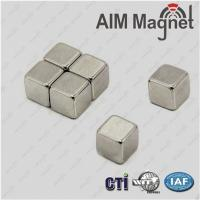 Buy cheap N35 magnet disc neodymium sintered ndfeb magnetic material from wholesalers
