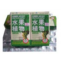 Buy cheap Natural Fruta Planta Fruit Slimming Capsule Fat Burning Products Green Box Packing from wholesalers
