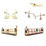 Buy cheap 630 Suspended Platform Gondola Galvanized Steel Type Aluminum Alloy from wholesalers