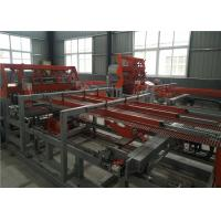 Buy cheap Heavy duty automatic panel welded machine for road fence reinforce mesh from wholesalers