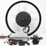 Buy cheap Wilder Terrain Electric Mountain Bike Conversion Kit Front Wheel Ebike Conversion Kit from wholesalers