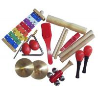 Buy cheap 10 pcs Toy percussion set / Educational Toy / kids gift / Carl orff instrument / from wholesalers