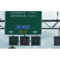 China Cheap High-quality LED Lane Signals, China's First EN12966 Approved LED Signs Manufacturer on sale