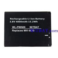 Wholesale Novatel Jetpack MiFi 6620L Wrieless Battery 40115131.01 from china suppliers
