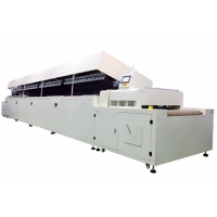 Buy cheap 120℃ SUS430 Hot Air Circulation IR Curing Oven from wholesalers